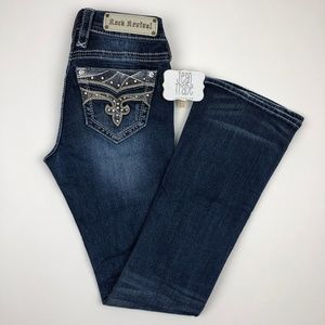 Rock Revival Sapphire Boot Stretch Jean